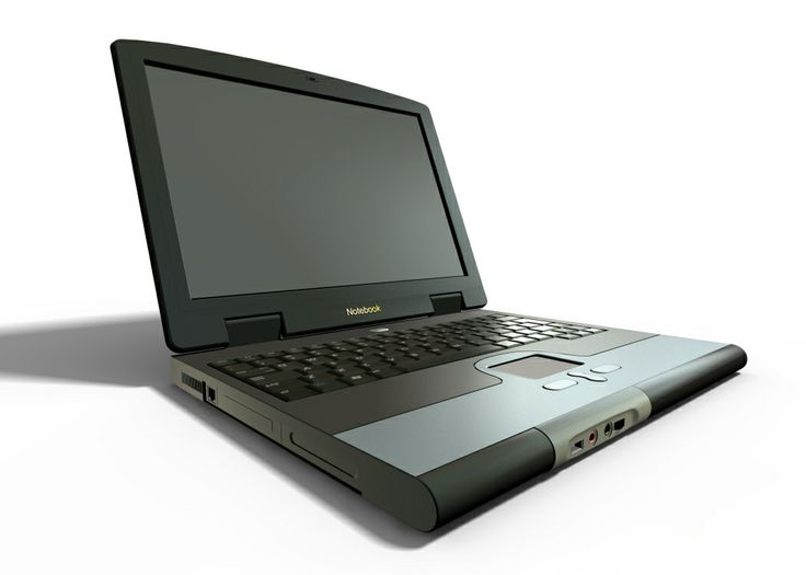 Photo of laptop computer