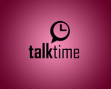 Talk Time logo
