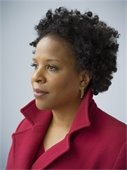 Portrait photo of author Tayari Jones