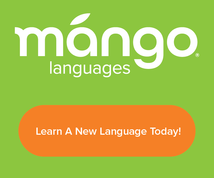 Mango Languages Learn A New Language Today