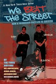 We Beat the Street by Davis, Jenkins, Draper and Hunt book cover
