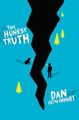 Honest Truth by Gemeinhart book cover