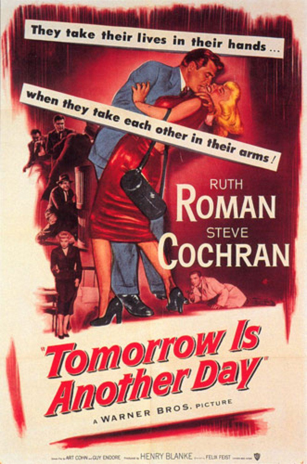 Tomorrow is Another Day Cinema Poster