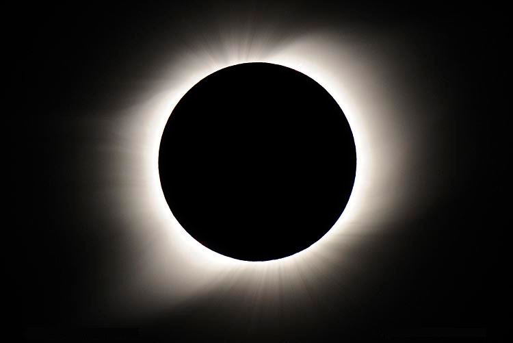 Picture of the 2008 eclipse