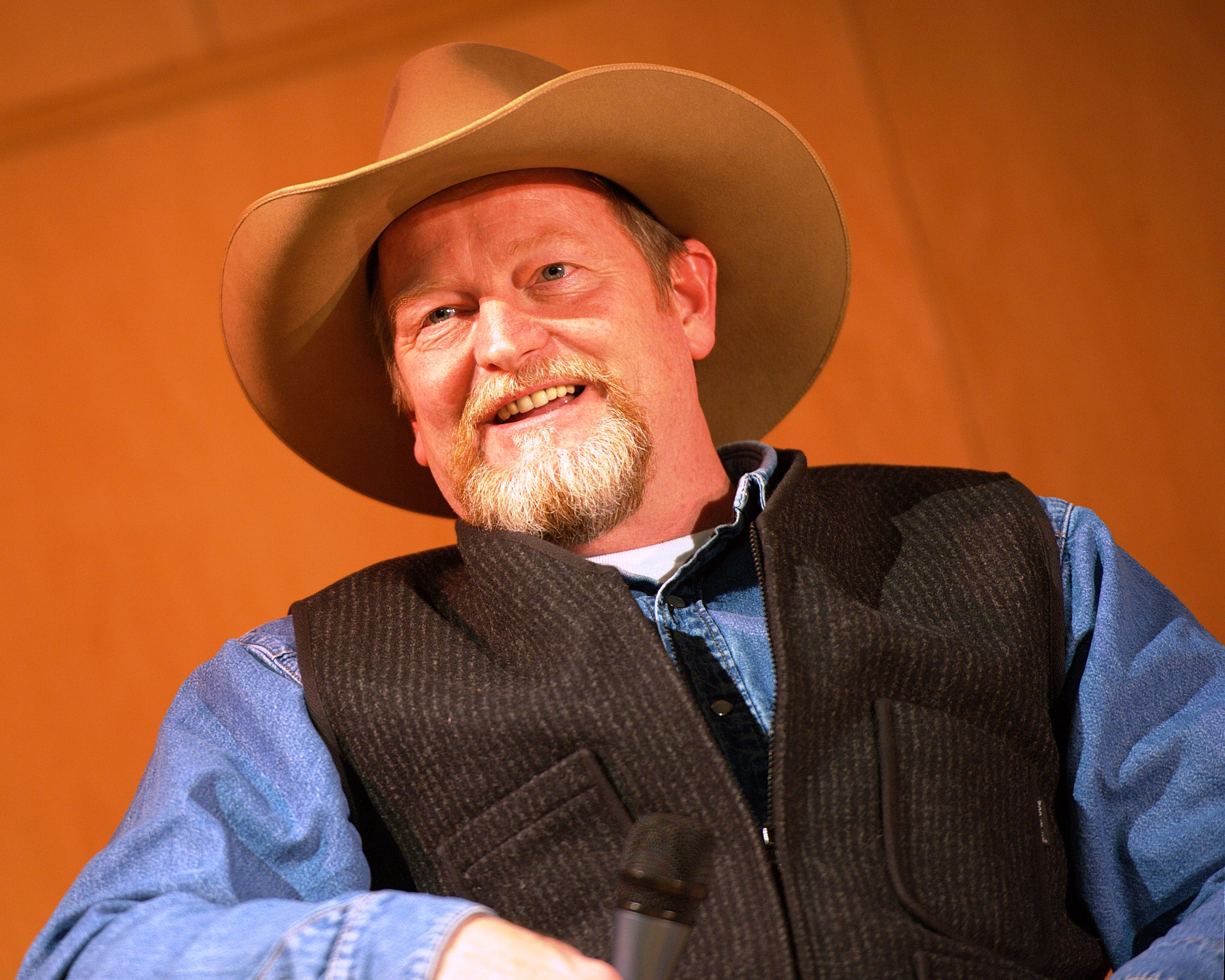 Photo of author Craig Johnson