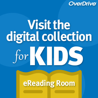 Link to Everett Public Libary's Overdrive collection for kids. Opens in new window